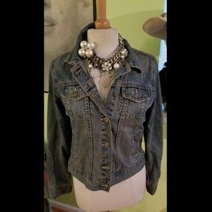 Old Navy Distressed Denim with Style Potential